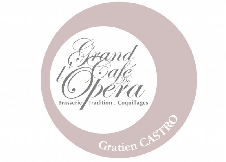 Logo Brasserie Grand Café Opéra