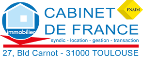 Logo Cabinet de France